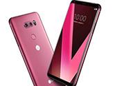 LG V30树莓红版发布 颜色惹眼女性最爱