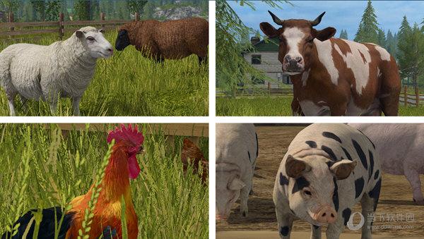 模拟农场17手机版