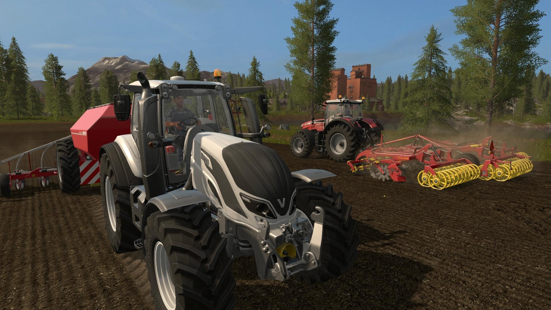 模拟农场17 V1.1 安卓版截图1