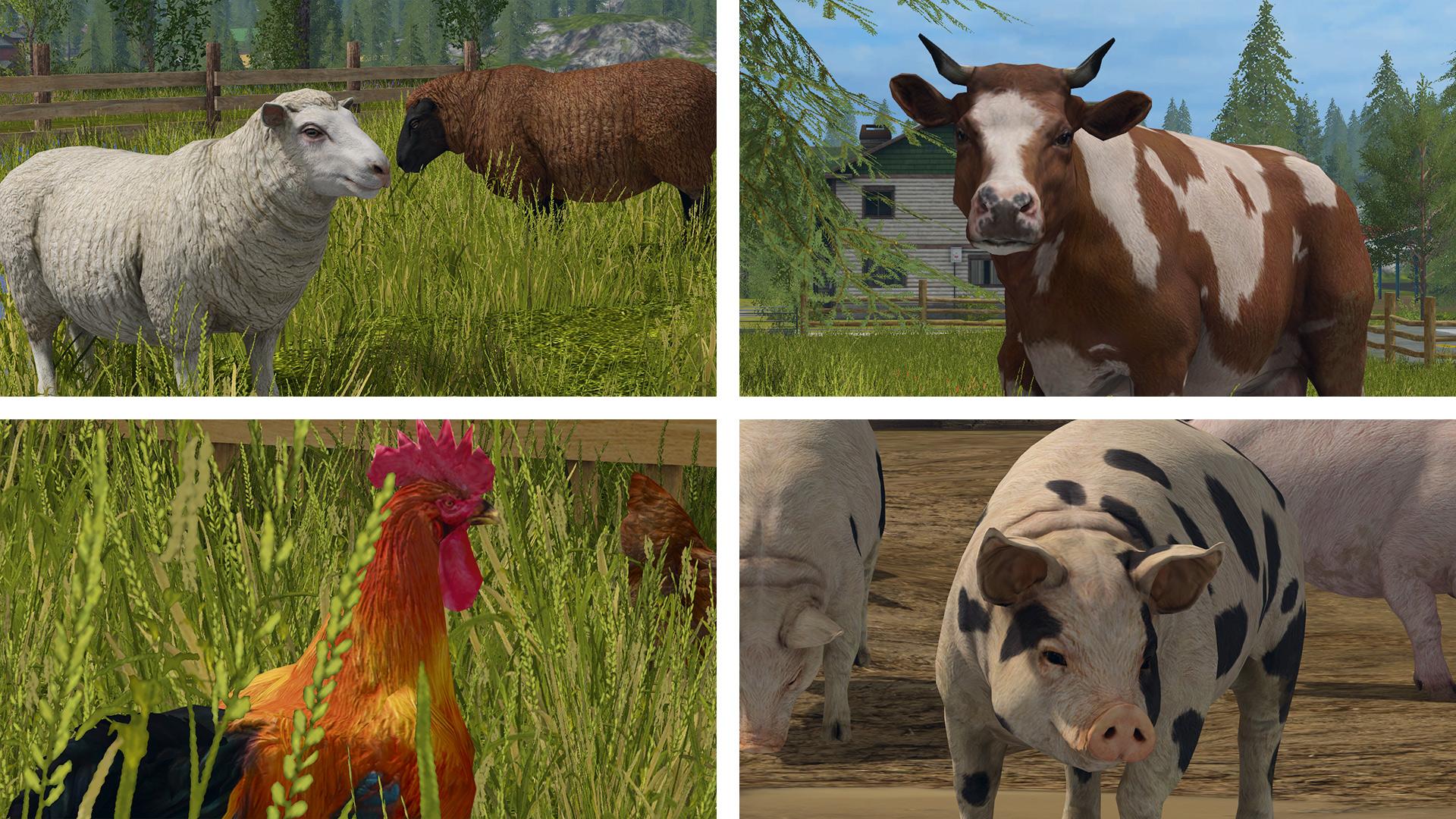 模拟农场17 V1.1 安卓版截图3