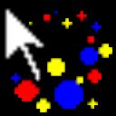 鼠标跟随特效软件 V1.2 绿色免费版
