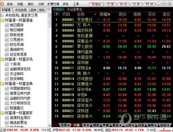 东莞证券财富通下载