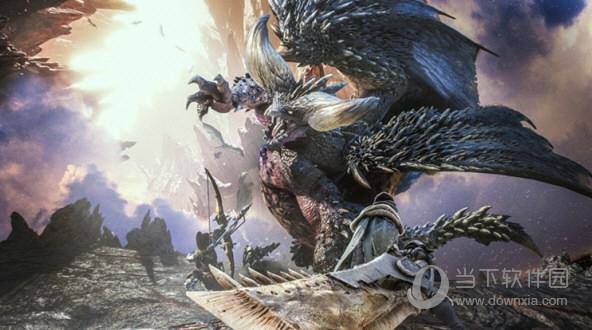 怪物猎人世界英雄龙脉石