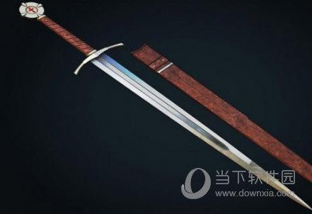 上古卷轴5天际圣殿骑士长剑MOD