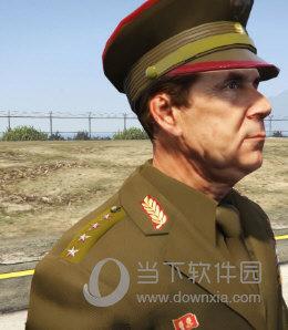 侠盗猎车手5朝鲜军官人物MOD