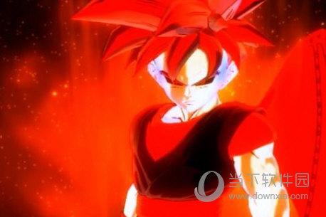 龙珠超宇宙2红翼恶魔悟饭MOD