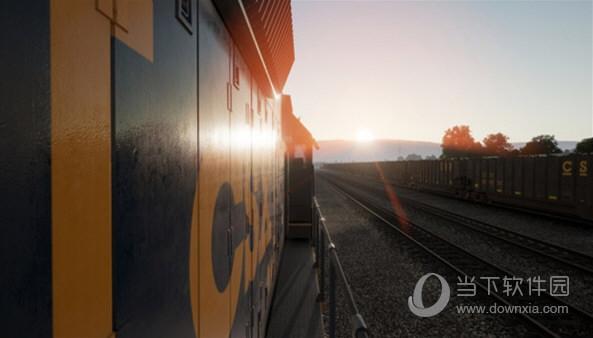 模拟火车世界CSX