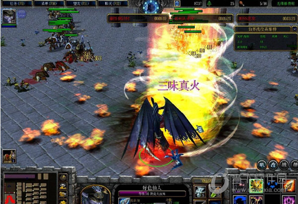 仙人魔之仙界战役2.9隐藏英雄密码