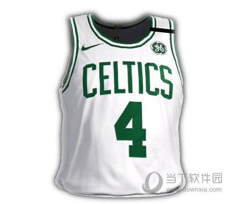 NBA2K18凯尔特人最新球衣MOD