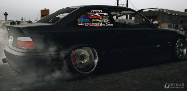 GTA5宝马E36MOD
