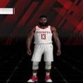 NBA2K18哈登最新身形MOD 免费版