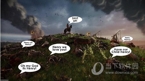 天国拯救没有NPC的问候和抱怨MOD
