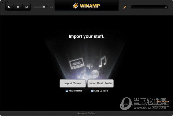 Winamp For Mac中文版