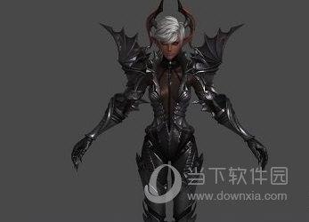 模拟人生4黑暗风格女式铠甲MOD