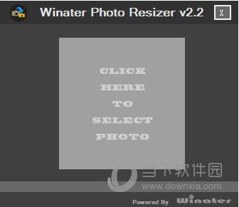Winater Photo Resizer