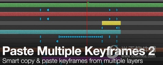 Paste Multiple Keyframes