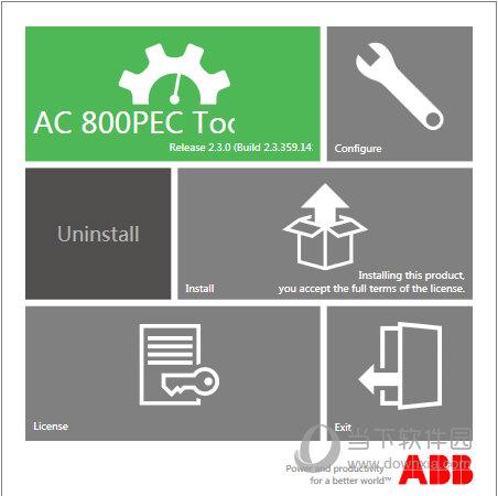 AC 800PEC Tool