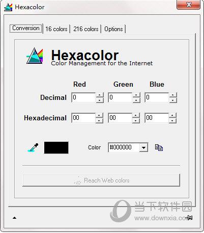 Hexacolor