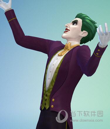 模拟人生4喜感十足的小丑MOD