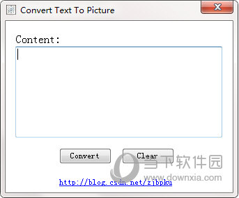 Convert Text To Picture