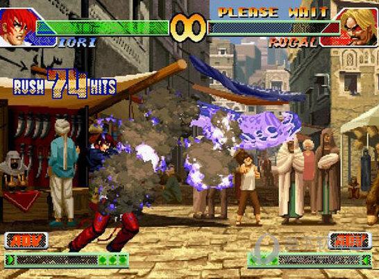 拳皇98combo版下载