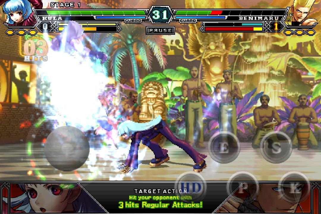 拳皇2002破解版手机版 V2018 安卓版截图2