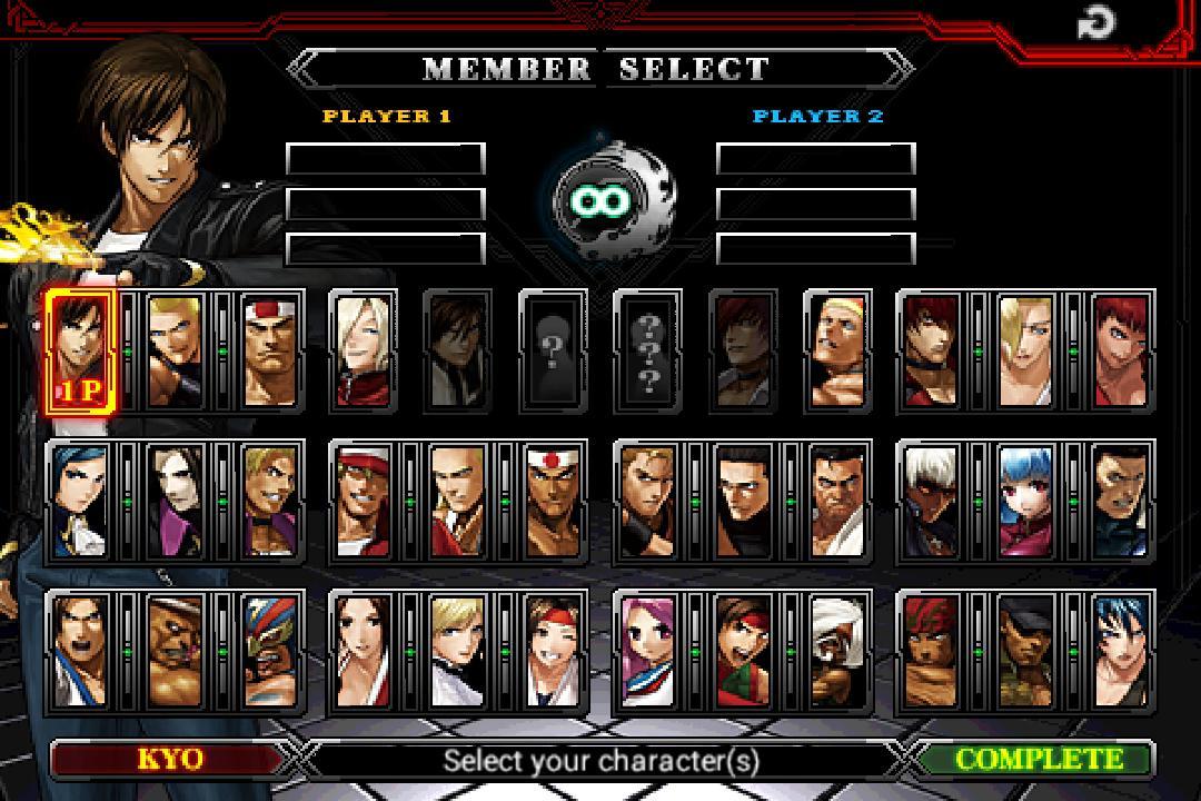 拳皇2002破解版手机版 V2018 安卓版截图3