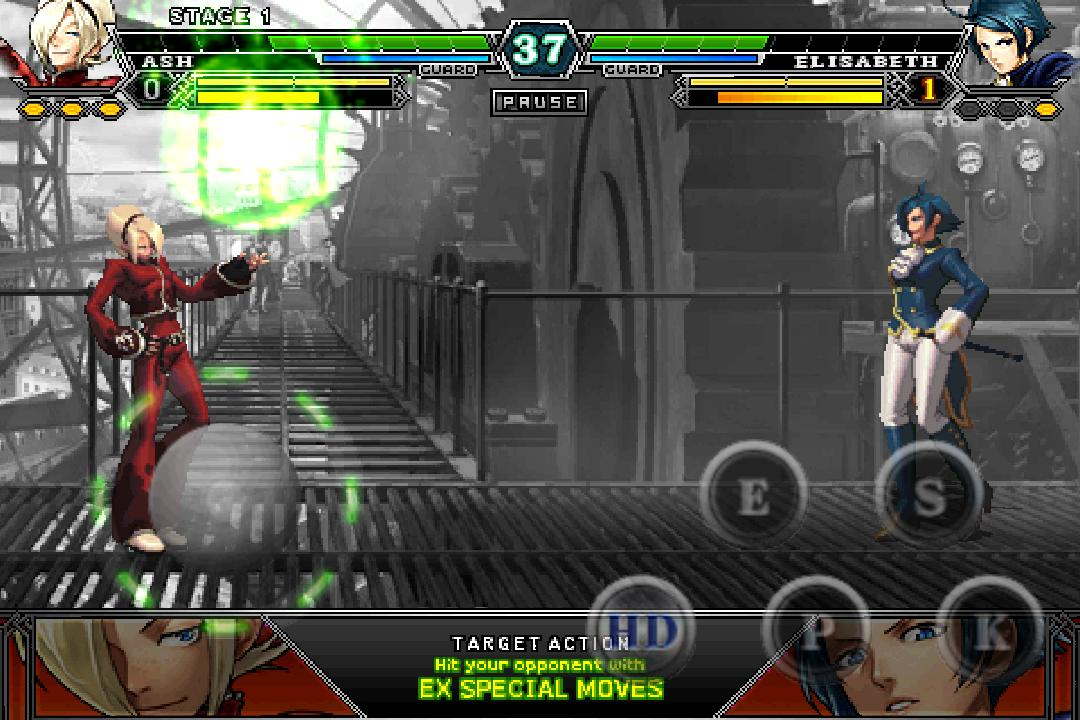 拳皇2002破解版手机版 V2018 安卓版截图4