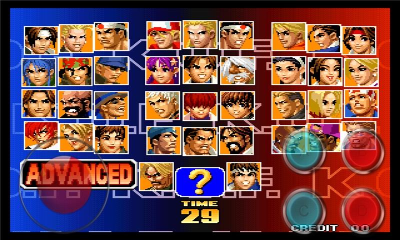 拳皇98单机安卓正版 V19.05.02 手机版截图2