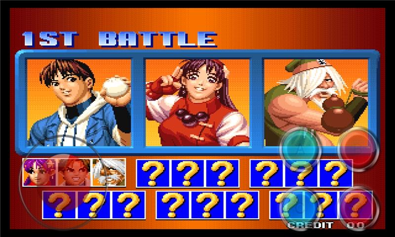 拳皇98单机安卓正版 V19.05.02 手机版截图3