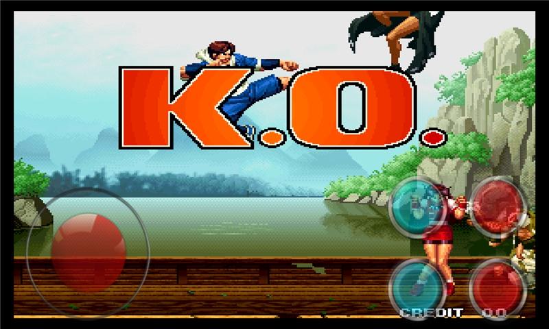 拳皇98单机安卓正版 V19.05.02 手机版截图5