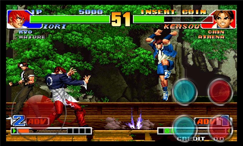 拳皇98单机安卓正版 V19.05.02 手机版截图7