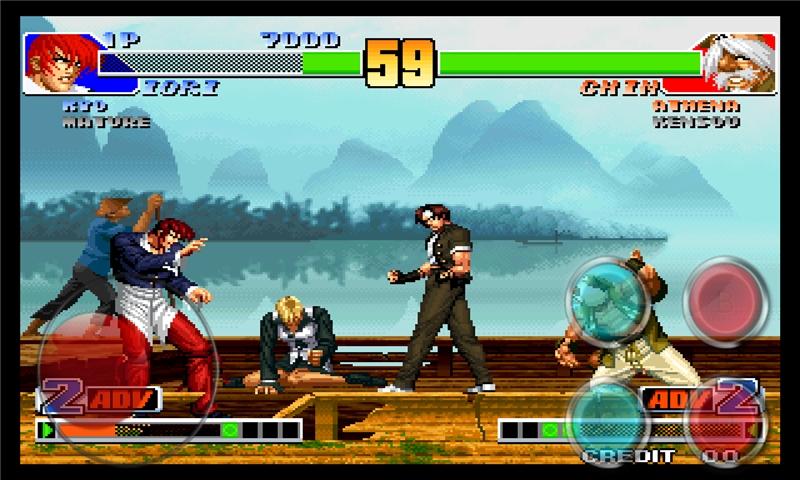 拳皇98单机安卓正版 V19.05.02 手机版截图8