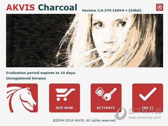 AKVIS Charcoal