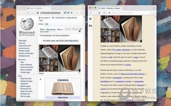 Reader View插件