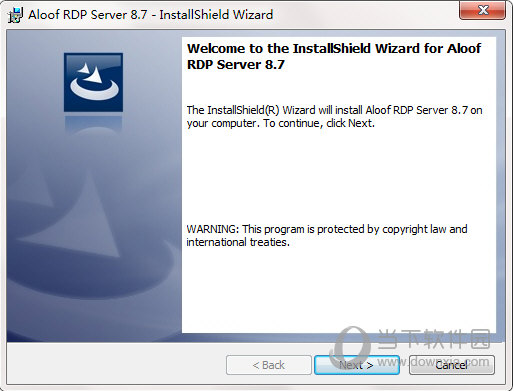 Aloof RDP Server