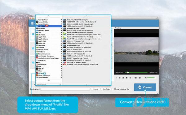 Tipard MTS Converter Mac版