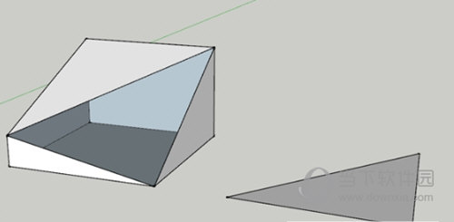 sketchup展开及压平插件