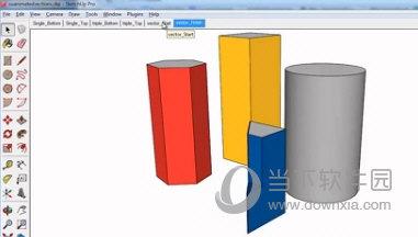 sketchup组件位移动画插件
