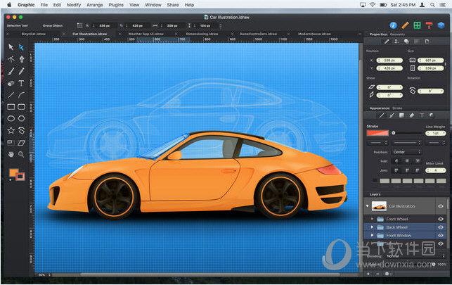 Autodesk Graphic