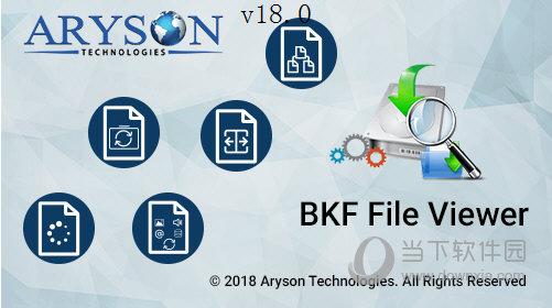 Aryson BKF File Viewer