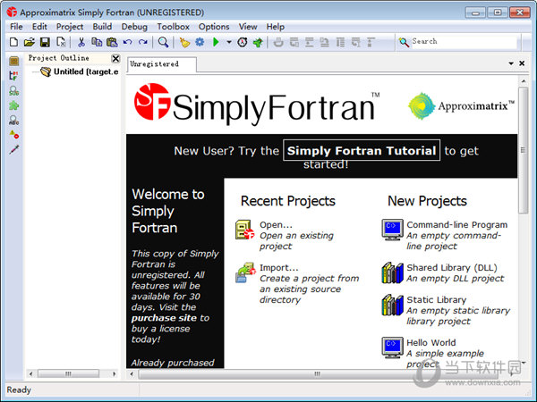 Simply Fortran中文版