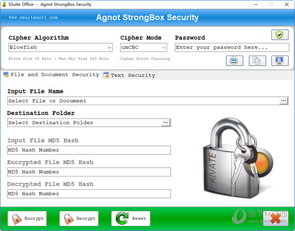 Agnot StrongBox Security