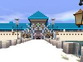 迷你世界冰雪奇缘城堡迷你号 冰雪奇缘城堡地图存档分享