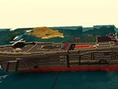 迷你世界超银河战舰迷你号 超银河战舰地图存档分享