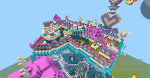 迷你世界創造地圖迷你號 創造地圖存檔大全分享