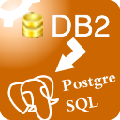 DB2ToPostgres(DB2转Postgres工具) V2.2 官方版