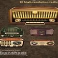 经典收音机图标 免费版