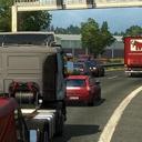 欧洲卡车模拟2真实拥堵MOD 免费版
