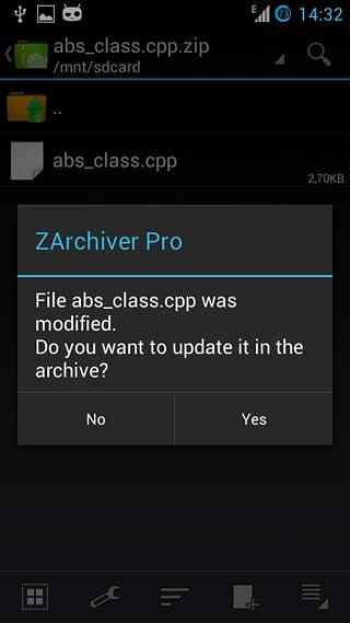 ZArchiver Pro(解压缩工具) V0.9.2 安卓中文版截图2